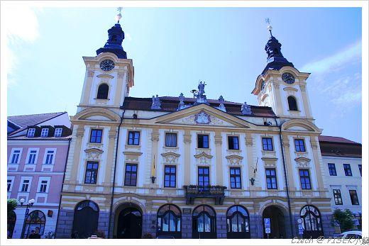 市政廳,很漂亮