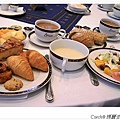 極度豐富的早餐