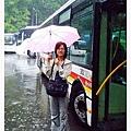 感覺跟台北市的新版公車是姊妹款