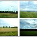 還在奧地利境內的沿途風光,已經感受到歐洲大地之美啦