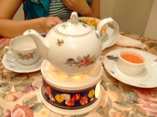 皇家奶茶,以前超級愛喝古典玫瑰園的奶茶說