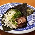 鮪魚肉末手卷