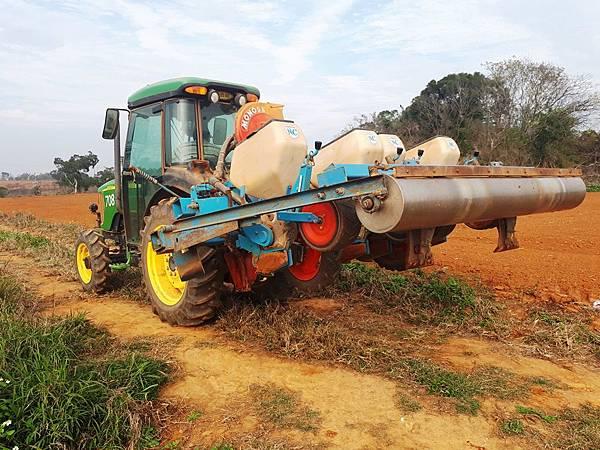 【菜脯埕】專業的真空種植農機具