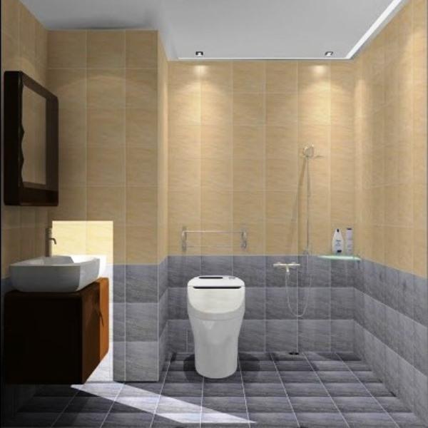 公用浴室-3D圖