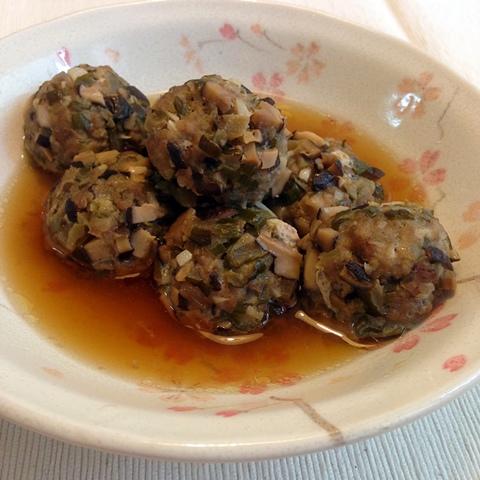 150904 香菇瓜仔肉丸