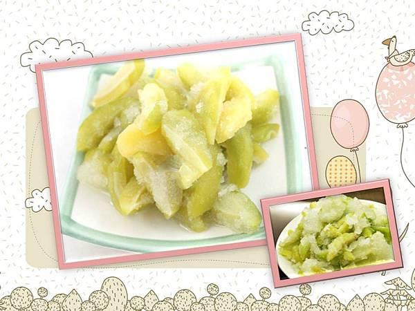 【食譜分享】芒果青(情人果)。酸酸甜甜好滋味 │五互龍海美食小編