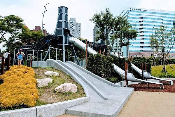 華山文創園區大草原2