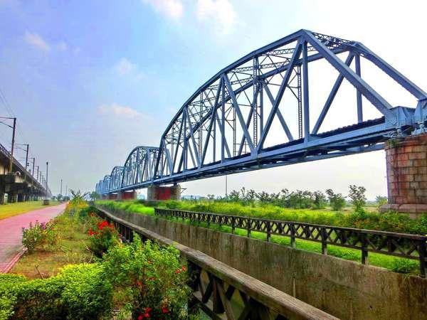 舊鐵橋濕地生態公園1