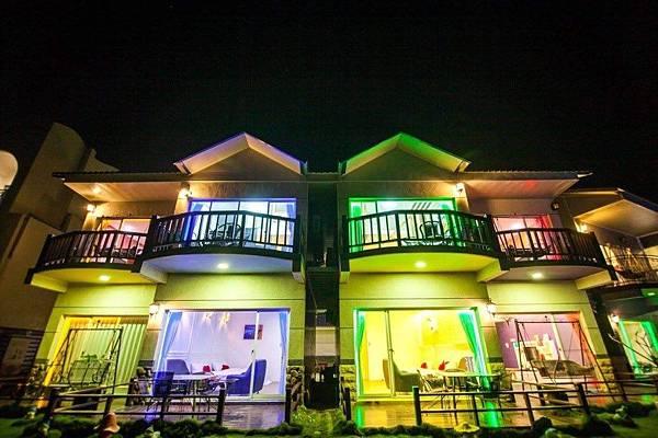 幸福海景Villa1