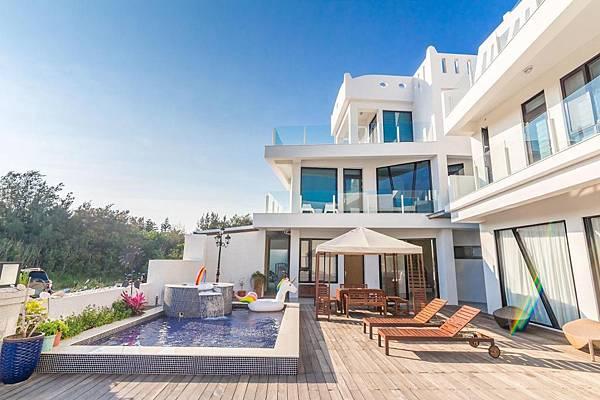 陽光棕櫚度假Villa