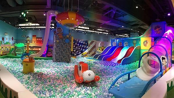 史努比親子樂園SNOOPY Play Center