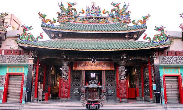 鳳邑舊城城隍廟