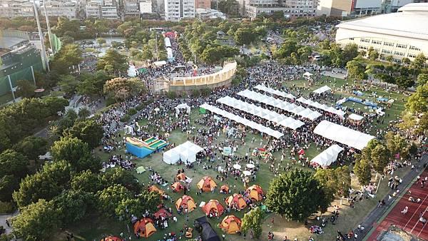 「天母搞什魔鬼12 騎士龍戰隊」園遊會主活動