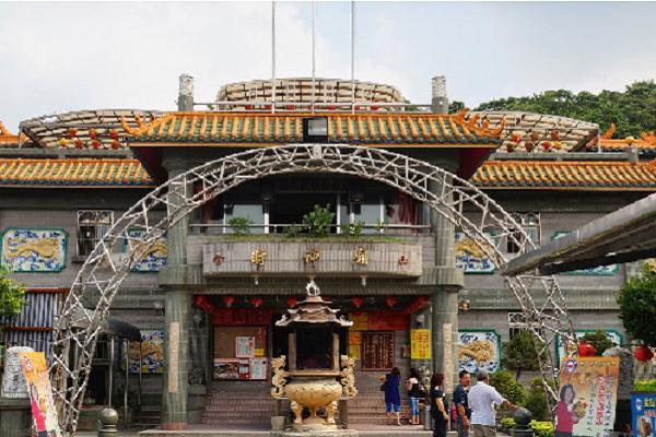 金山財神廟