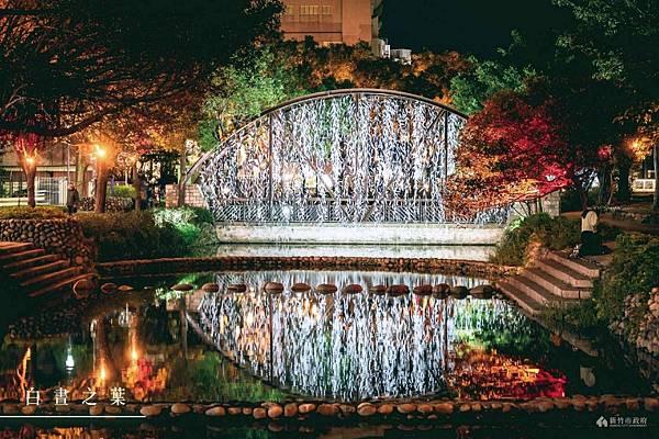 護城河燈區