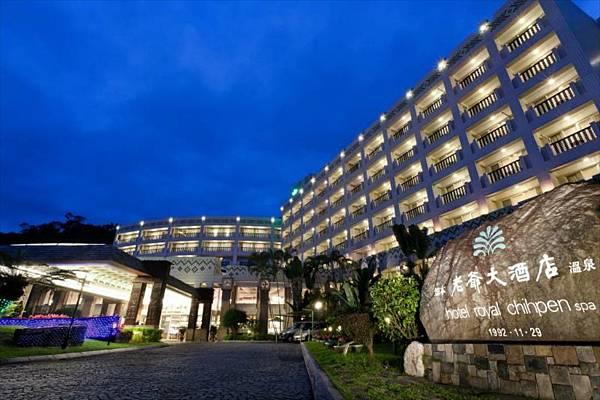知本老爺酒店1