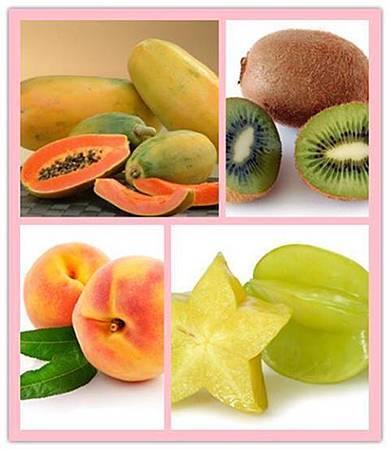 【頭髮保養_頭皮保養】解除落髮危機 - 5種水果聰明吃