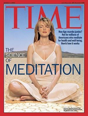 西方流行冥想打坐