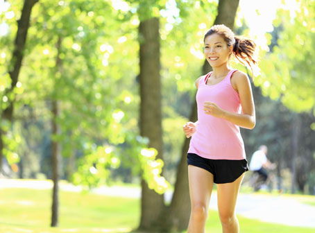 1分鐘跑步操 讓血管回春