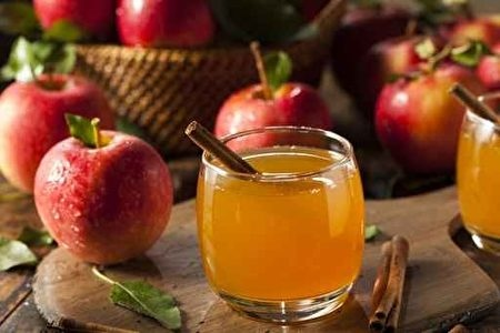 蘋果醋可改善喉嚨腫。.jpg