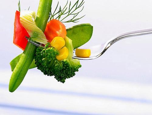 十種蔬菜改善易胖體質