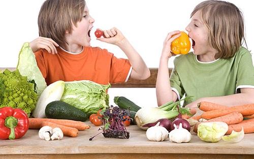 吃蔬菜好處多