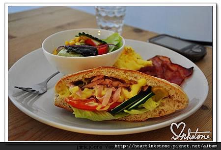 cafe yestoday 早午餐(20110808)2.jpg