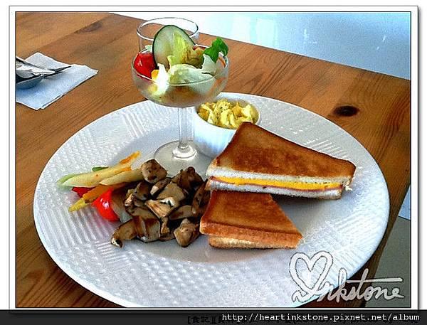 希拉歐式早午餐11