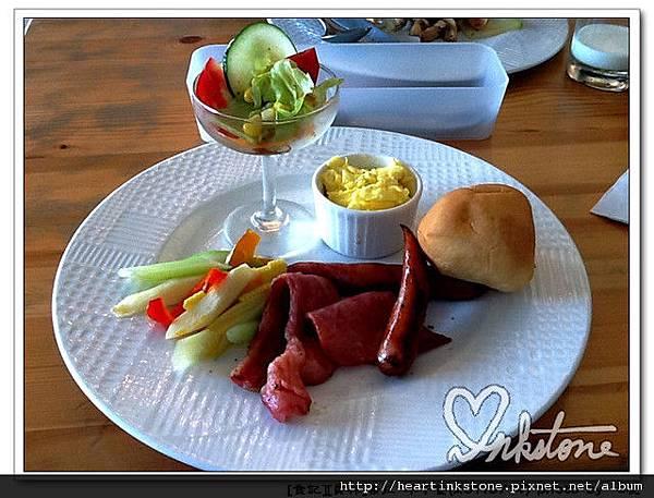 希拉歐式早午餐12