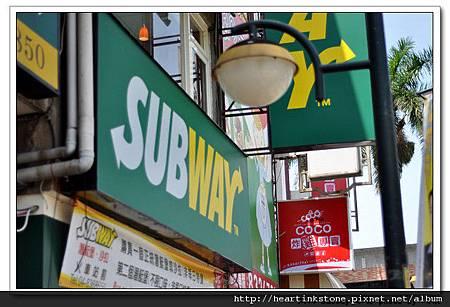 Subway早餐2