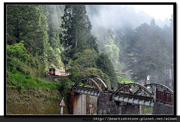 阿里山-鐵道1