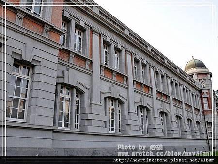 台灣文學館與孔廟1