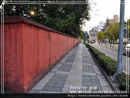 台灣文學館與孔廟2