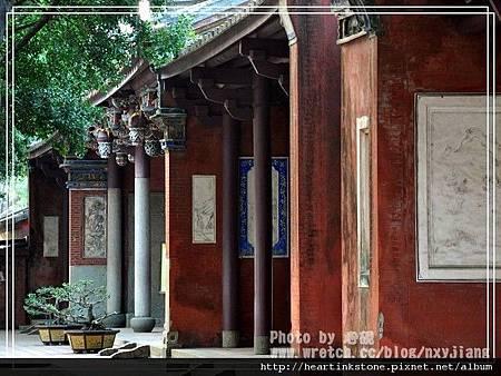 台灣文學館與孔廟3
