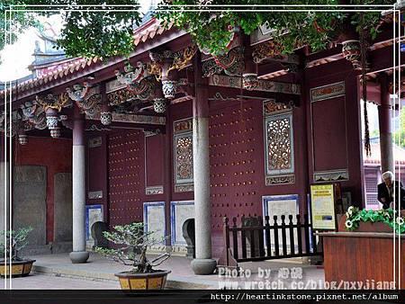 台灣文學館與孔廟8