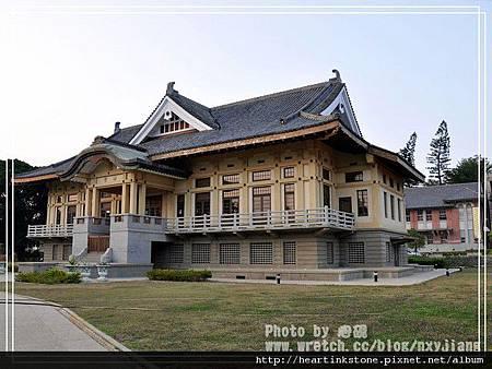 台灣文學館與孔廟13