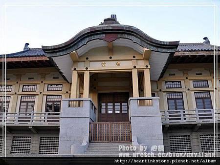 台灣文學館與孔廟14