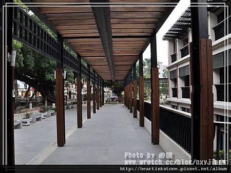 台灣文學館與孔廟16