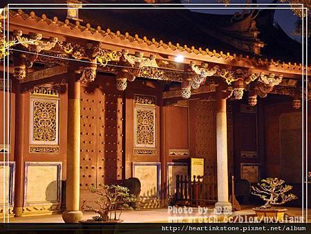 台灣文學館與孔廟32