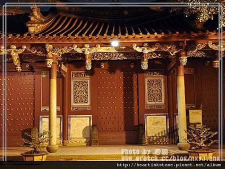 台灣文學館與孔廟33