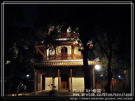 台灣文學館與孔廟34