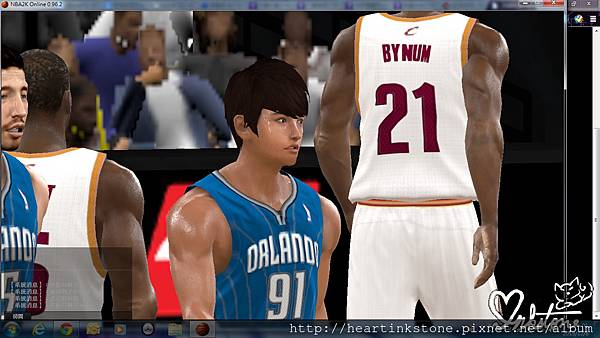 NBA 2K Online 遊戲截圖1.jpg