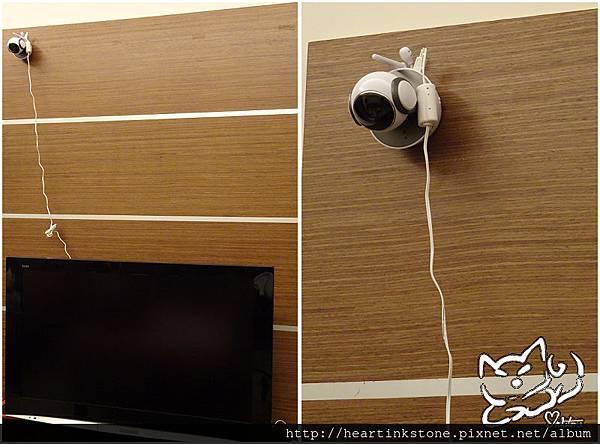 Moto監視器掛牆上.jpg