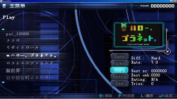 Project DIVA Arcade-hello planet