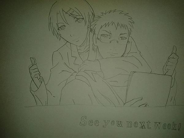 黑子的籃球#2(see you next week)(1)