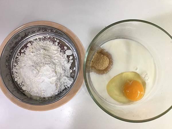 一片半玉米粉