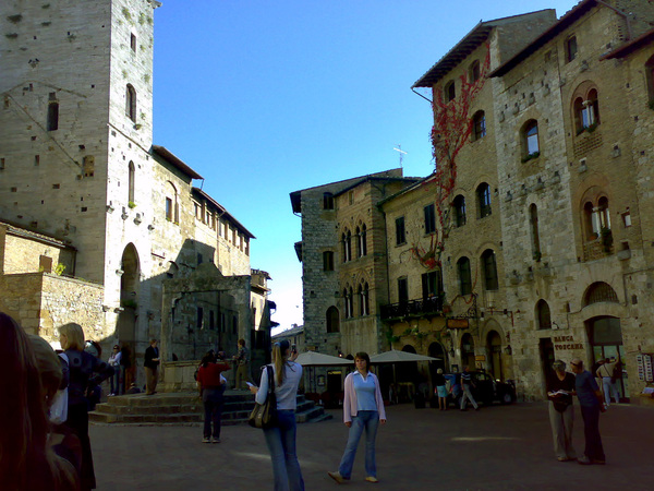 Cisterna廣場