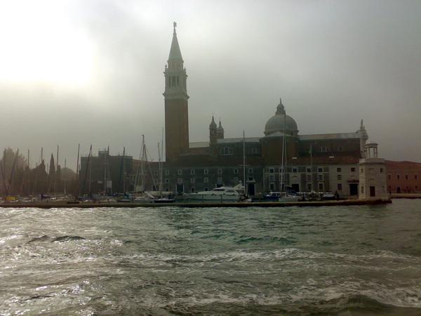 前往威尼斯的路上