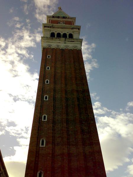 聖馬可廣場鐘塔