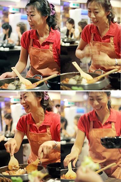 2011-0805-老闆娘示範炒鍋巴拌飯-01.jpg